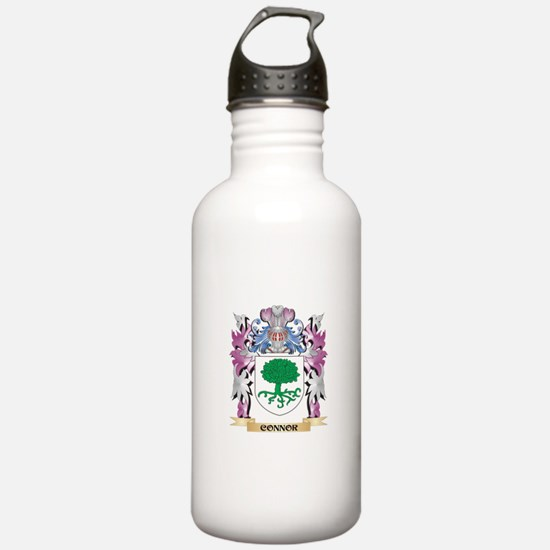 Connor Coat of Arms (F Water Bottle
