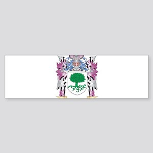 Connor Coat of Arms (Family Crest) Bumper Sticker