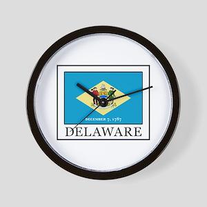 Delaware Wall Clock