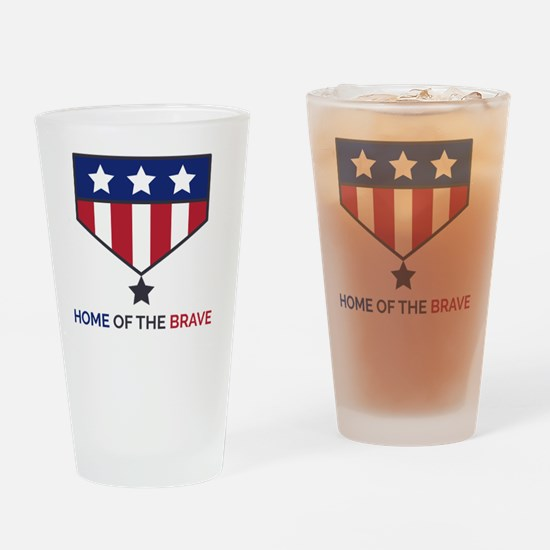 Cute 4th edition Drinking Glass