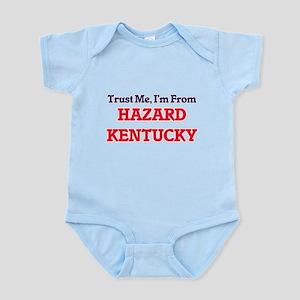 Trust Me, I'm from Hazard Kentucky Body Suit