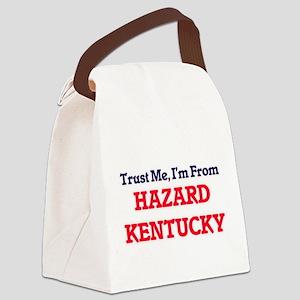 Trust Me, I'm from Hazard Kentuck Canvas Lunch Bag