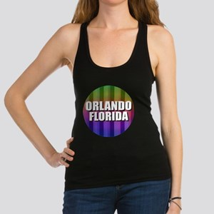 Orlando Florida Racerback Tank Top