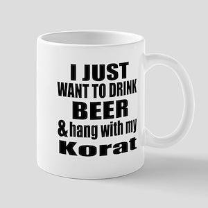 Hang With My Korat Mug