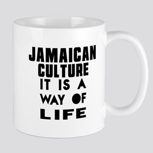 Jaimaican Culture It Is A Way Of Life Mug