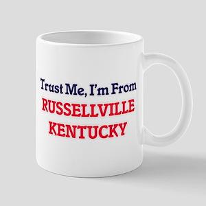 Trust Me, I'm from Russellville Kentucky Mugs