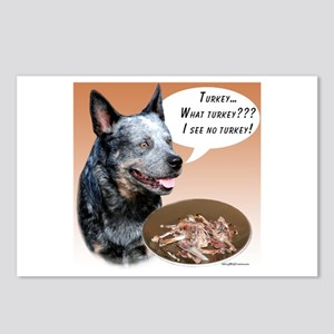 ACD Turkey Postcards (Package of 8)
