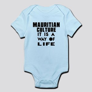 Mauritian Culture It Is A Way Of L Infant Bodysuit