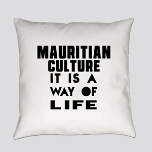 Mauritian Culture It Is A Way Of L Everyday Pillow