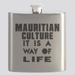 Mauritian Culture It Is A Way Of Life Flask