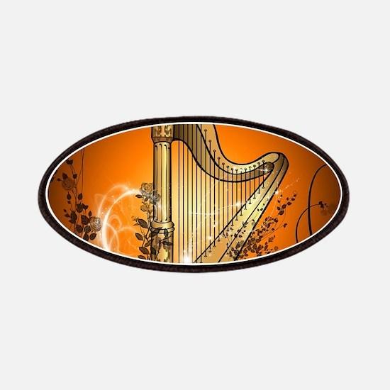 Golden harp Patch