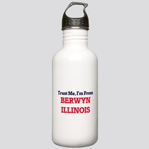Trust Me, I'm from Ber Stainless Water Bottle 1.0L