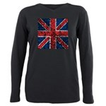 Brexit Plus Size Long Sleeve Tee