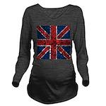 Brexit Long Sleeve Maternity T-Shirt