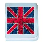 Brexit baby blanket