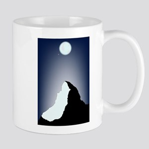 Matterhorn Night Mugs