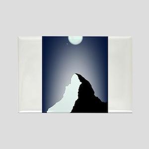 Matterhorn Night Magnets