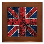 Brexit Framed Tile