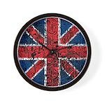 Brexit Wall Clock