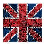 Brexit Tile Coaster