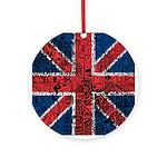 Brexit Round Ornament