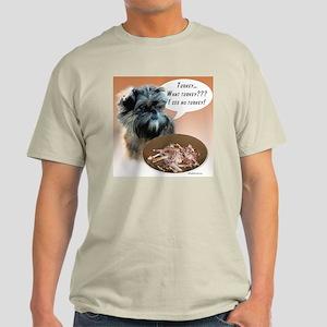 Affenpinscher Turkey Light T-Shirt