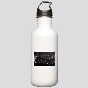 Metallic Cleff Stainless Water Bottle 1.0L