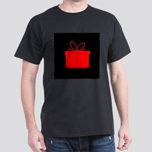 Present In A Red Box T-Shirt