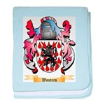 Wouters baby blanket