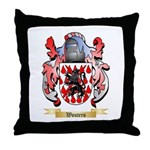 Wouters Throw Pillow