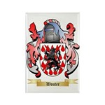 Wouter Rectangle Magnet (10 pack)