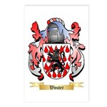 Wouter Postcards (Package of 8)