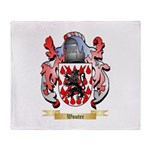 Wouter Throw Blanket