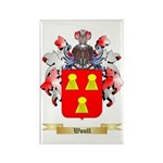 Woull Rectangle Magnet (100 pack)