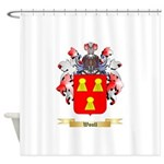 Woull Shower Curtain