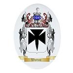 Wotton Oval Ornament