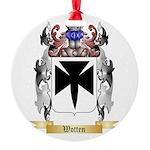 Wotten Round Ornament