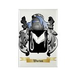 Worton Rectangle Magnet (10 pack)