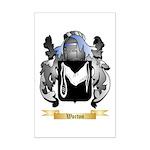 Worton Mini Poster Print