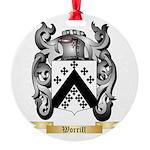Worrill Round Ornament