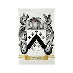 Worrill Rectangle Magnet (100 pack)