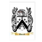 Worrill Postcards (Package of 8)
