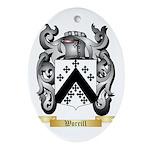 Worrill Oval Ornament
