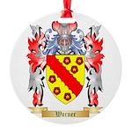 Worner Round Ornament
