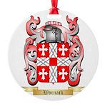 Wornack Round Ornament