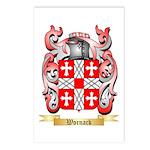 Wornack Postcards (Package of 8)