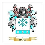 Worlin Square Car Magnet 3