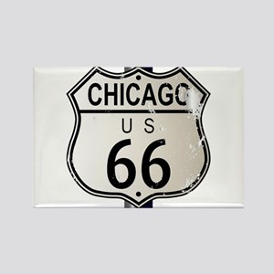 Chicago Route 66 Highway Sign Magnets