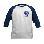 Wordman Kids Baseball Jersey