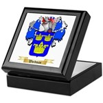 Wordman Keepsake Box
